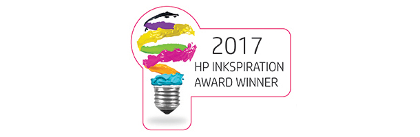 2017 HP Inkspiration Award